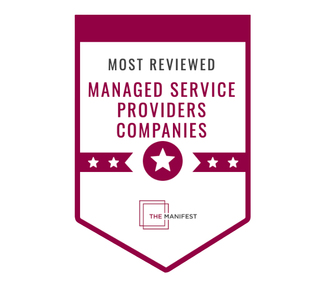 Manifest October 2021 Most Reviewed Managed Service Providers